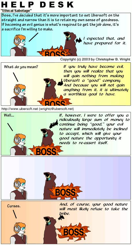 Ethical Sabotage